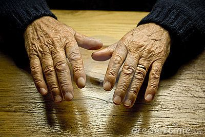 Old Male Hands Stock Photos - Image: 6840143
