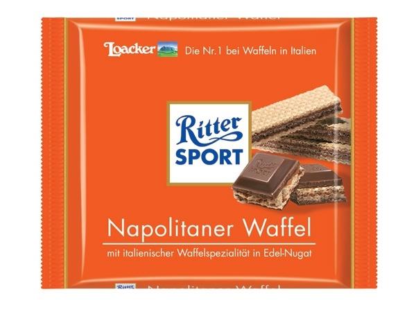 Ritter Sport Napolitaner Waffel