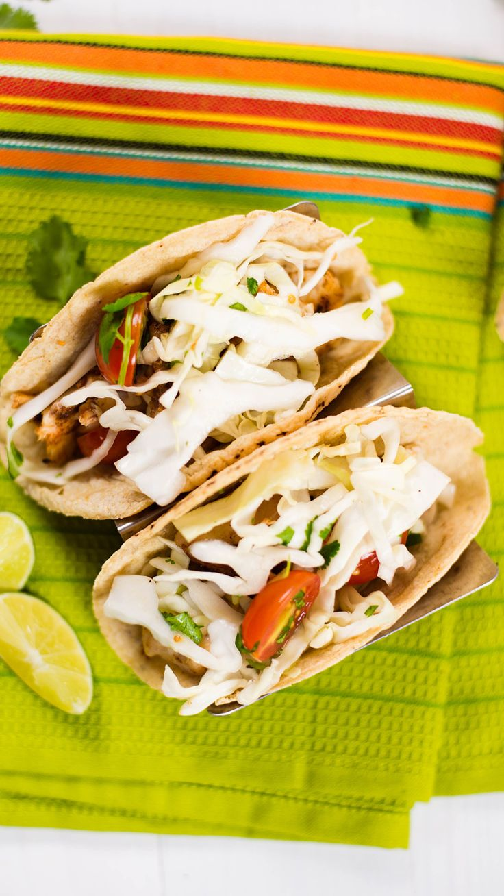Best 25 healthy fish tacos ideas on pinterest tilapia for How to cook fish tacos