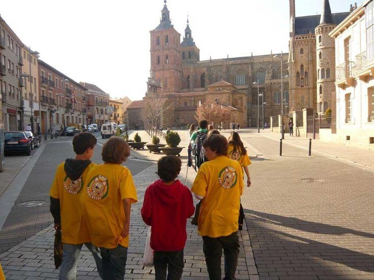 Galería de fotos » Excursiones - Astorga | GMR summercamps