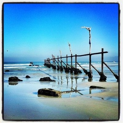 Melkbaai  beach. Strand. South Africa. @Daniel Morgan Zarem BM