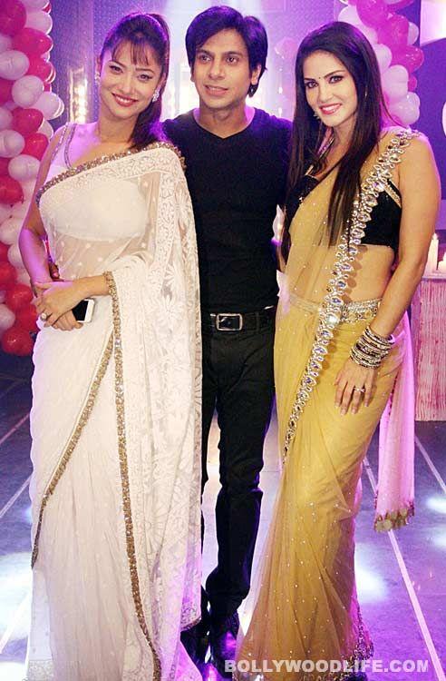 Ankita Lokhande tries hard to match Sunny Leone's sexy avatar on Pavitra Rishta special episode! View pics  #SunnyLeone #AnkitaLokhande