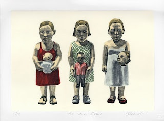 Claudette Schreuders: The Three Sisters