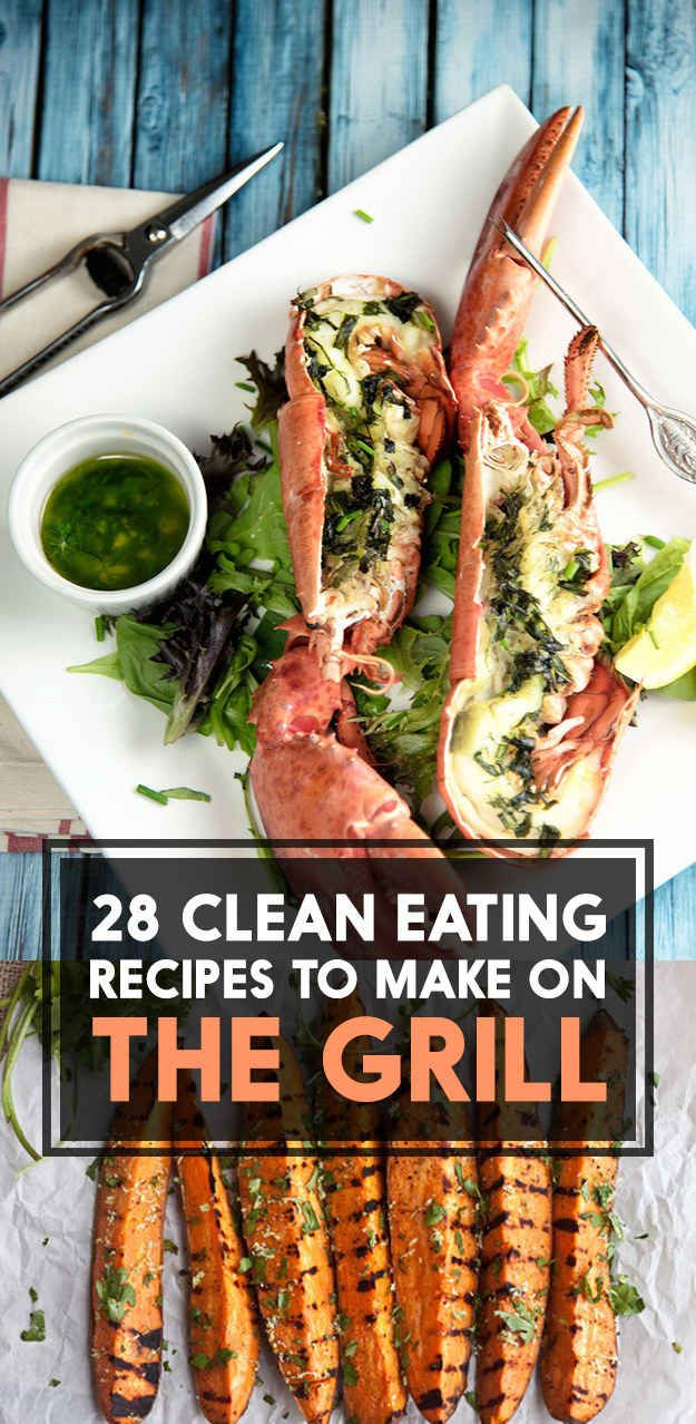 28 Clean Eating Recipes To Grill This Summer – I freaking love Christine Byrne!