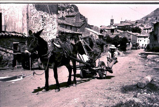 La Hoz de la Vieja (Teruel) España