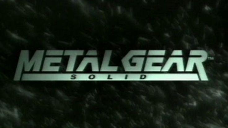 Metal Gear Solid Pre-Release Trailer (June 1998) #MetalGearSolid #mgs #MGSV #MetalGear #Konami #cosplay #PS4 #game #MGSVTPP