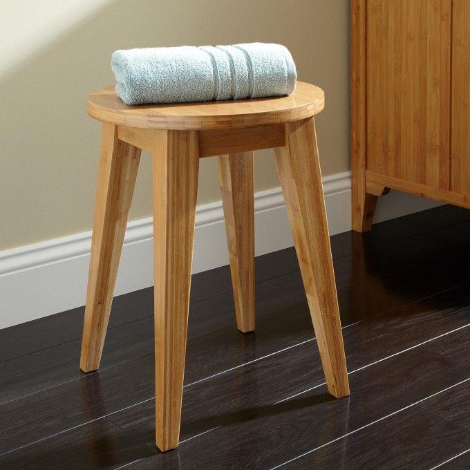 Sena Bamboo Bathroom Stool & Best 25+ Bathroom stools ideas on Pinterest | Neutral tabourets ... islam-shia.org