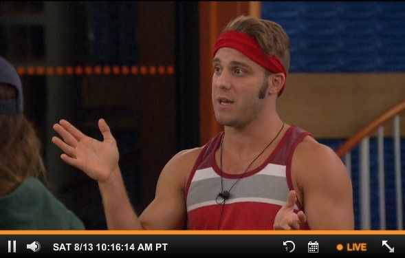 Veto Day in the Big Brother 18 house brought a lot of emotions for the Houseguests as they prepared to take on Paulie in another competition where his stats have them worried. By the end of the night the PoV was awarded and so were a stack of punishments that are definitely going to annoying…