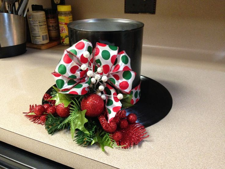 Best christmas tophats images on pinterest