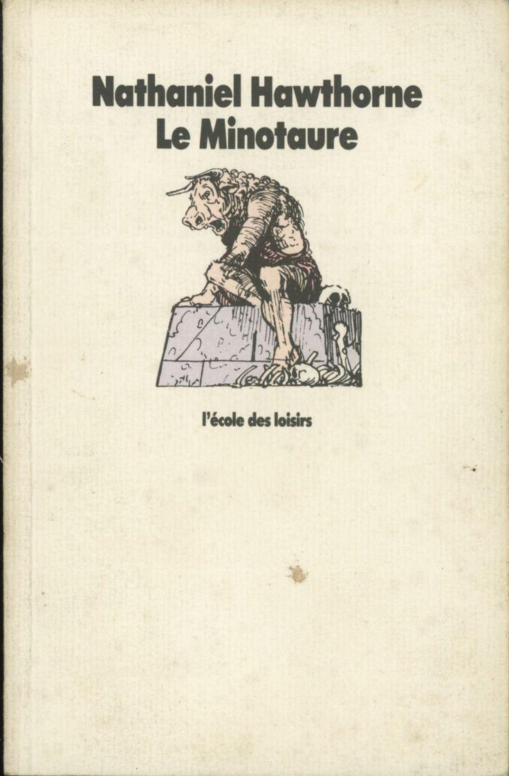 Régis Loisel - Nathaniel Hawthorne L'École Des Loisirs 1988