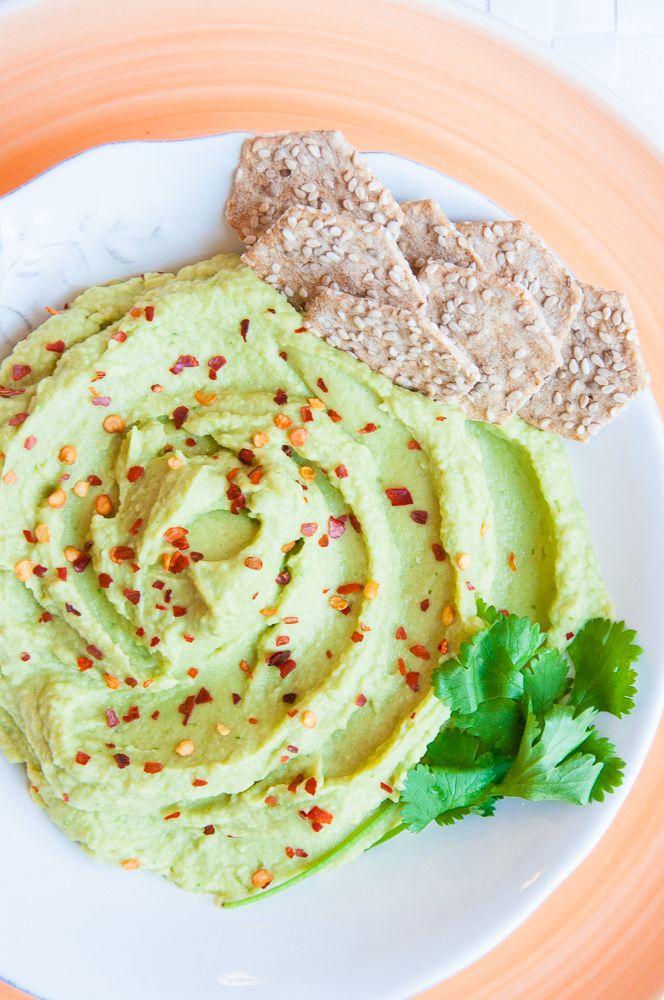 Avocado Hummus | Recipe | Avocado hummus, Cilantro and ...