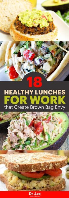 Say goodbye to sad desk lunches filled with overpriced salad bar items, preservative-laden microwavable meals and limp salads. These healthy lunches for work are easy to make, travel well and will make your colleagues wonder how you're affording a chef on the side.