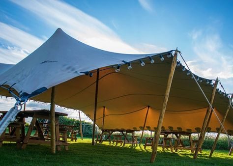 Unique tent hire covering Cornwall and Devon. Stretch tents canvas structures and bell tents & Oltre 25 idee carine per Tent hire su Pinterest | Sposo bohemien ...