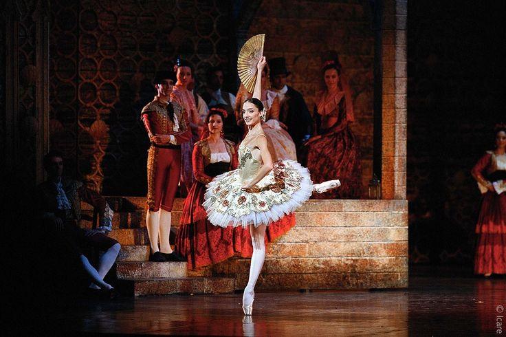 """Paris Opera Ballet in Nureyev's """"Don Quixote"""""""