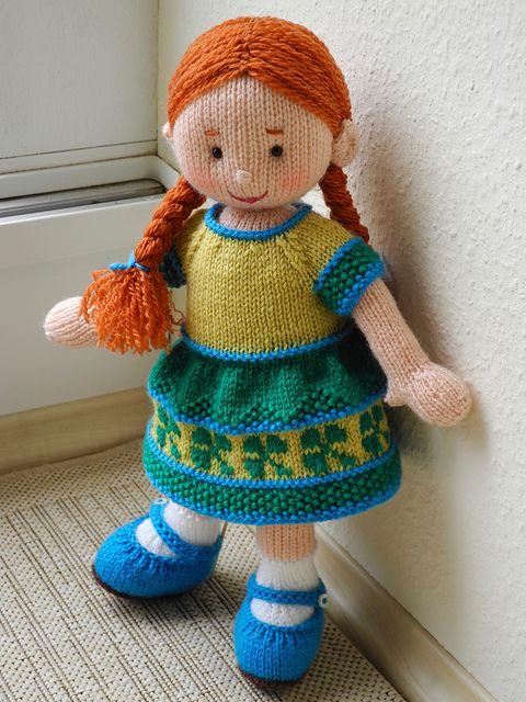 Ravelry: Lola pattern by Irishmagda