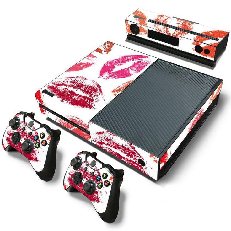 Lips Skin - Xbox One Protector
