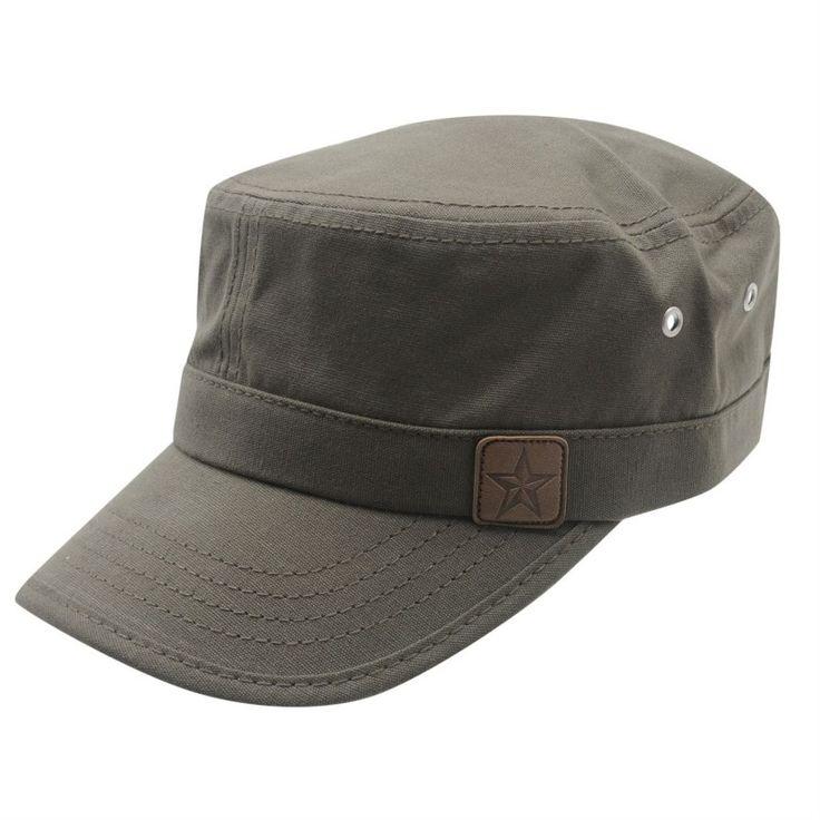 Шапки с козирка No Fear Армейска Шапка Army Hat Green