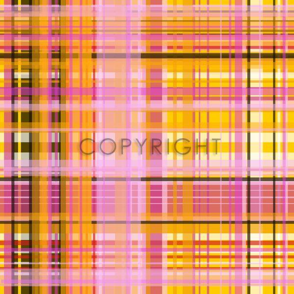 Bild auf Leinwand kaufen FineArtPrint 5467264 Tuerk Beate digital digitale gelb grafik grafiken hintergrund hintergründe kachelbar kachelbare kariert karo ...