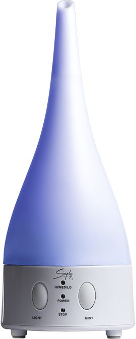 Simply Aroma Essential Oils - Our Ultrasonic diffuser uses silent vibrations to release the oils into the air. The LED bulb can cycle through colors or you can set it to one color, as well as turning the light off. Certified 100% Pure Therapeutic Grade Oils! Start your Simply Aroma journey TODAY! GROUND FLOOR opportunity! Call/text (251)508-2888!