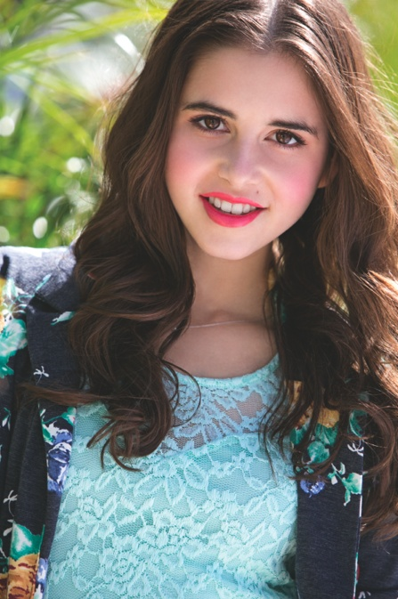 Justine Magazine | Love this beautiful shot of the uber-talented Carly Rose Sonenclar