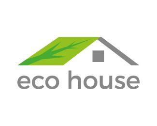 Logo Design - Eco house 2