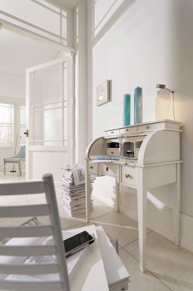 Sekretaire Biedermeier Style #SELVA #furniture #secretaire