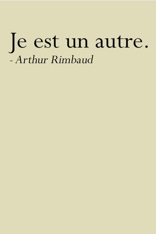 Arthur Rimbaud (Charleville, 1854 – Marsella, 1891)