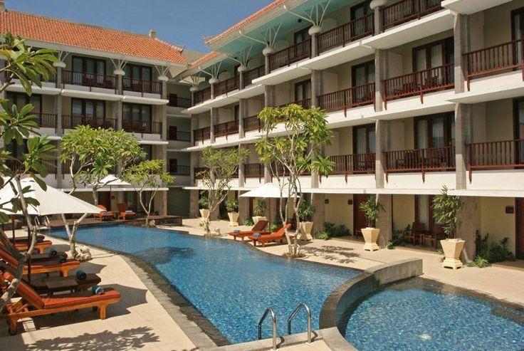 9 KAMAR HOTEL DI BALI DENGAN AKSES LANGSUNG KOLAM RENANG DI BAWAH 550 RIBU
