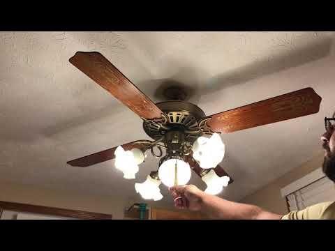 42 Blue Crest Cei Ceiling Fan Youtube Ceiling Fan Rustic Ceiling Fan Rustic Pendant Lighting