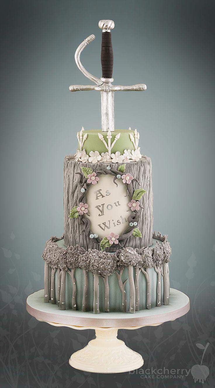 The Princess Bride cake                                                                                                                                                      More