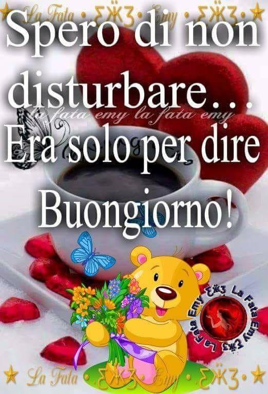 Buongiorno Buongiorno Good Morning E Buongiorno