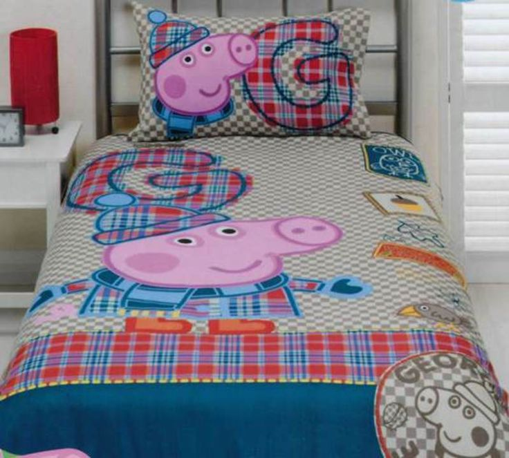 17 best images about george pig on pinterest toys r us for George pig bedroom ideas