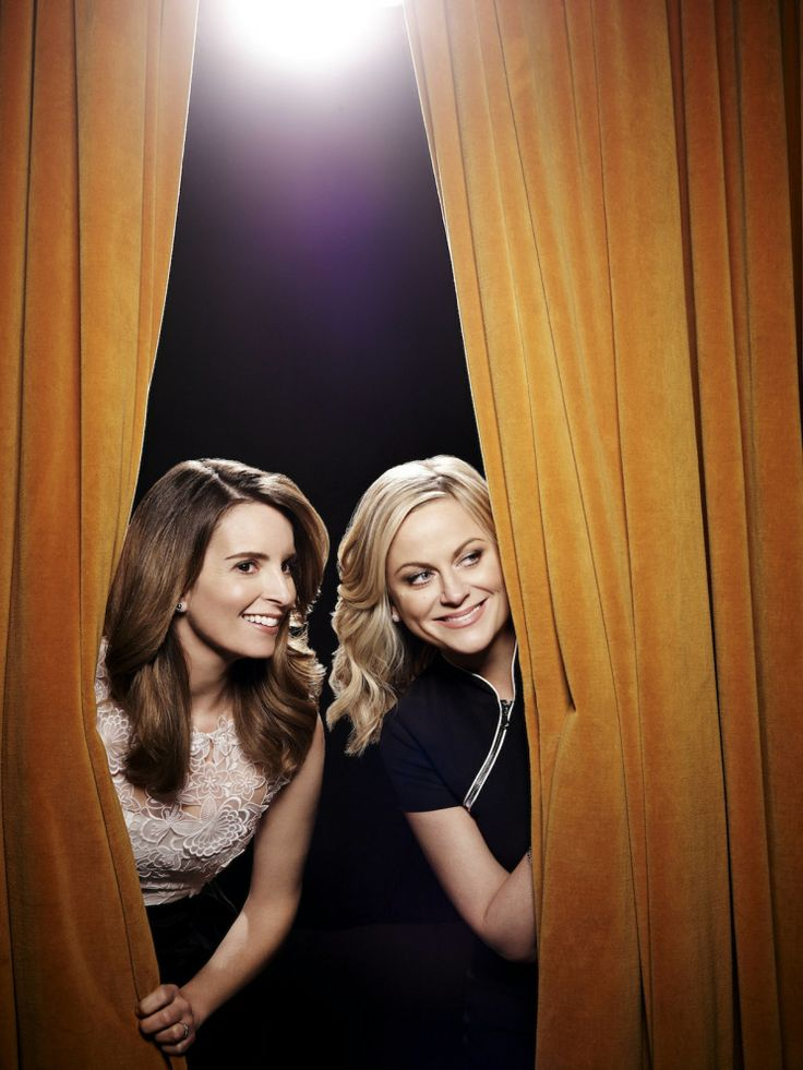 Art Streiber on photographing Golden Globes hosts Tina Fey and Amy Poehler for NBC