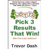 Pick 3 lottery system!