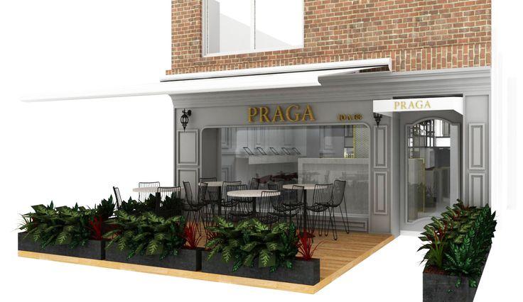 [PRAGA Salón] 2016  Diseño - Construcción - Instalación. @tresarquitectos @cristinacortes