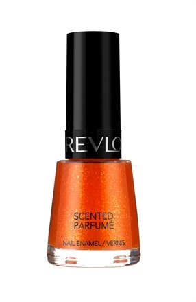 Day 2: something orange Nail polish!!!