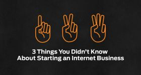 3 Things You Didn't Know About Starting an Internet Business #business