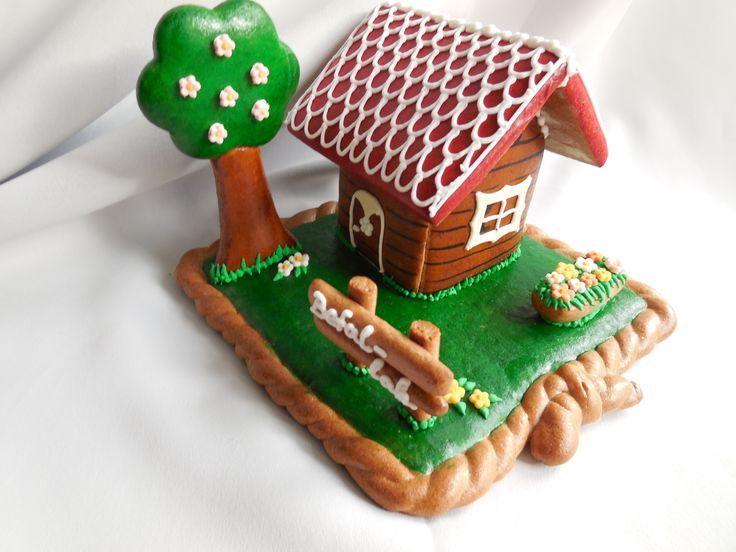 erdei házikó