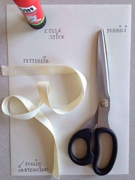 Favoloso Oltre 25 fantastiche idee su Etichette in tessuto su Pinterest  JF02