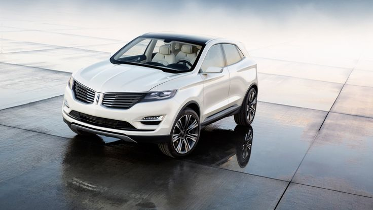 lincoln mkc concept image: Wallpapers Collection by Graden Ross (2017-03-22)