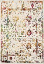 bol.com | Laagpolig vloerkleed tapijt Leonardo Vintage - 200x290 cm