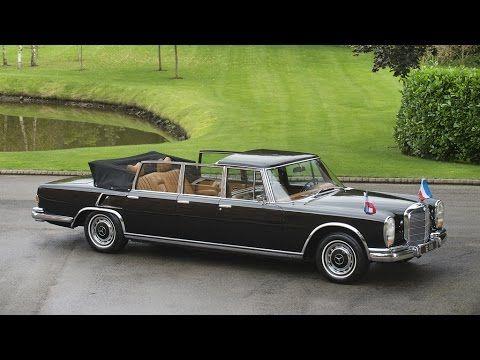 For sale: Mercedes-Benz 600 Pullman Landaulet (W100) 3 million euros