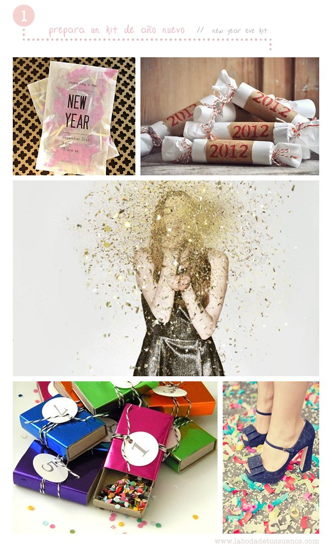 47 best New Year\'s Eve party ideas images on Pinterest | Happy new ...