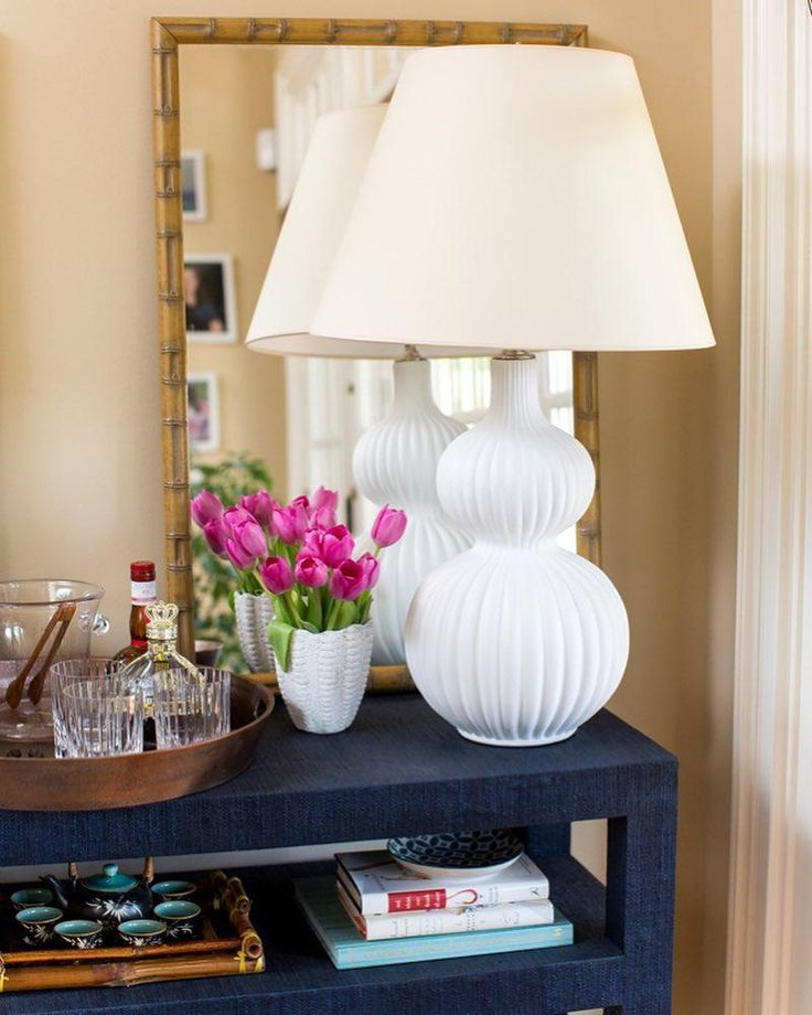 Living Room End Table Lamps, Formal Table Lamps