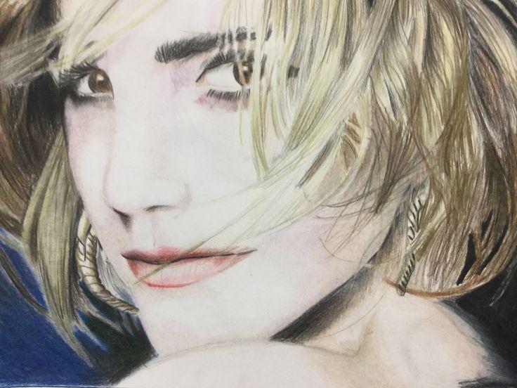 Emma Watson  Por: Jassua Peña