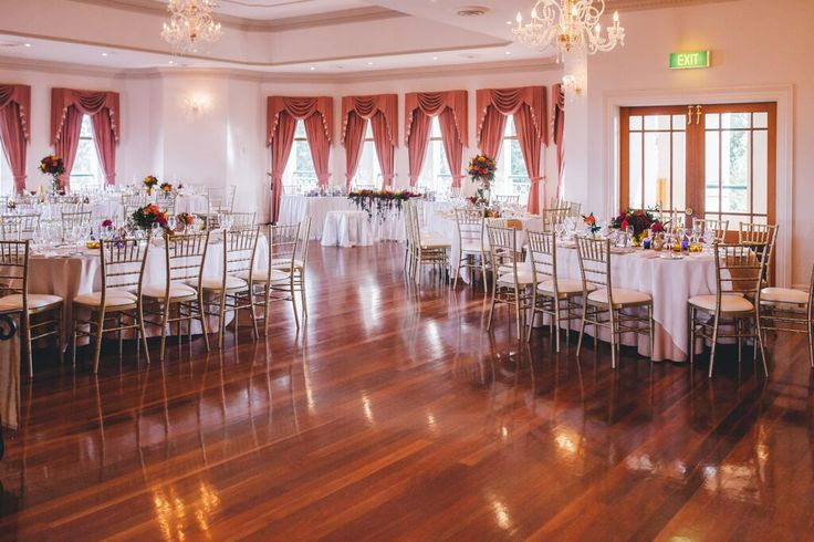 The Regency Room flooded with natural light | Eschol Park House
