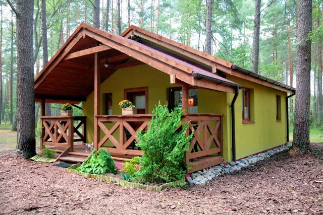 Vacation house for throughout the year