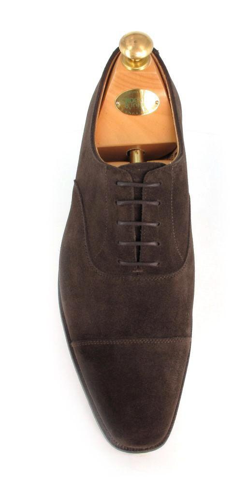 Pod Barolo, Chaussures formelles homme - Marron - Tan, 10 UK