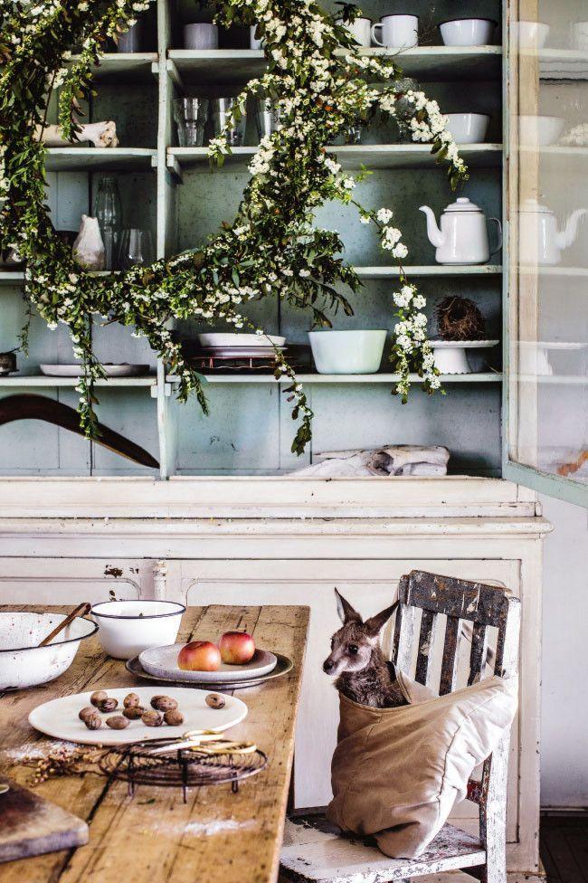 La ferme d'Annabelle Hickson par Kara Rosenlud