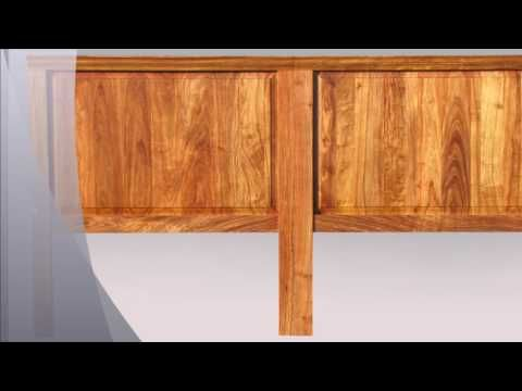 Hi, and thank you for joining us in this video presentation.  Karongwe Furniture is dedicated to the national supply and manufacturing of superior solid wood bedroom furniture.  We offer bedroom solutions and products with an industry first, guarantee on our workmanship.  Using classic joining methods, the entire piece is made from the same species of timber, no substitute material is used.  Each piece is then hand sanded to a fine finish and sealed.
